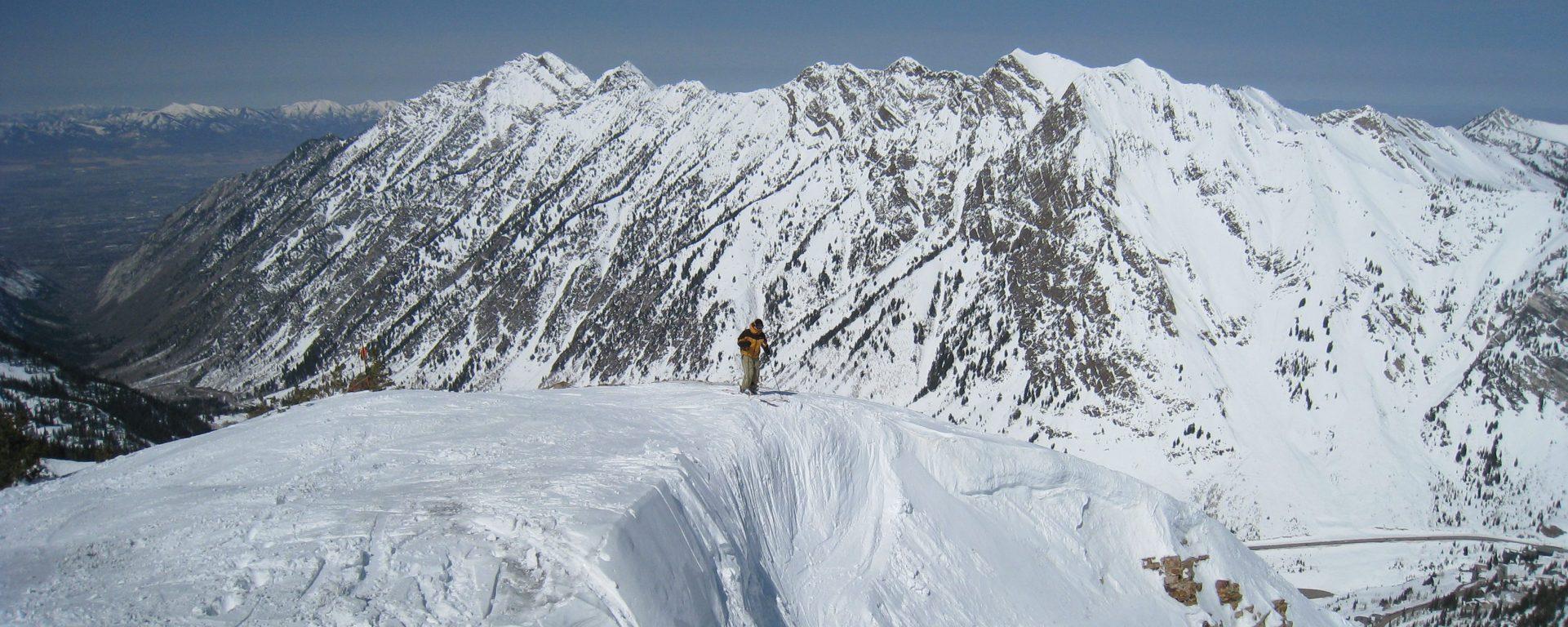 Mount Baldy's Main Chute