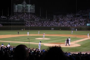 May 17, 2017 – Reds vs. Cubs at Wrigley Field