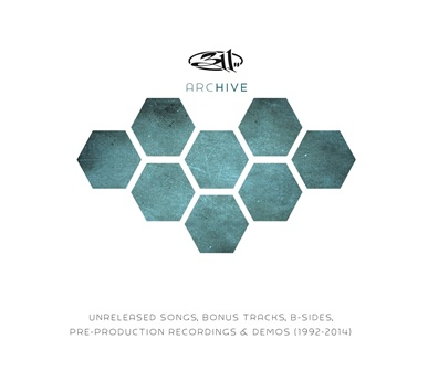 311 Archive album cover