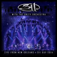 311 With the Unity Orchestra album cover